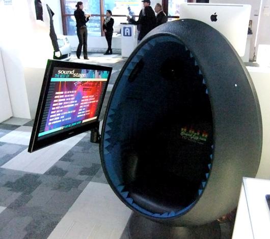 タイムズ・スクエアに過去最大スペースでオープン Wired Store 2011_b0007805_0542954.jpg