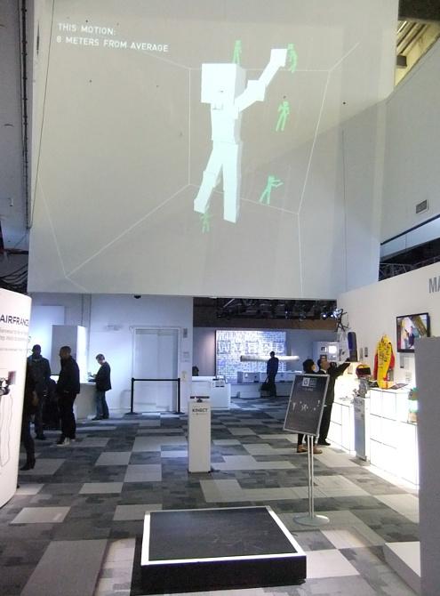 タイムズ・スクエアに過去最大スペースでオープン Wired Store 2011_b0007805_0554036.jpg