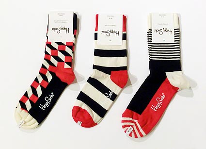 Happy Socks 色々入荷しました!_d0193211_2314427.jpg