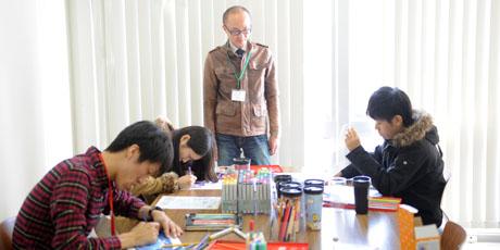 2011年12月10日にNSCカレッジではミニ体験入学&見学相談会を開催しました1 _b0110019_15405812.jpg