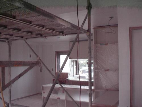 塗り壁施工中_f0213523_11591516.jpg