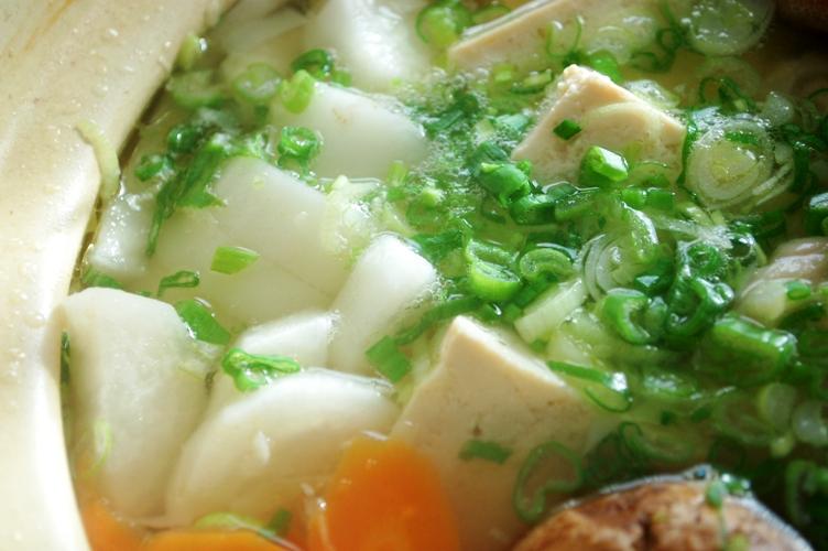 鶏手羽と野菜のうまみ鍋_d0104926_344860.jpg