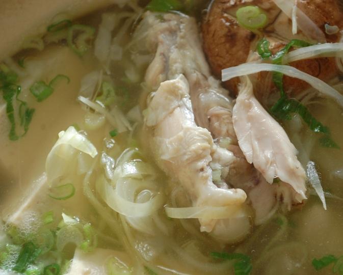 鶏手羽と野菜のうまみ鍋_d0104926_34632.jpg