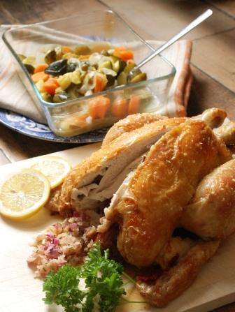鶏手羽と野菜のうまみ鍋_d0104926_50162.jpg