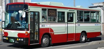 日東交通グループの富士8E・8B_e0030537_15454333.jpg