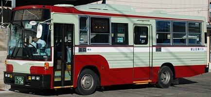 日東交通グループの富士8E・8B_e0030537_163541.jpg