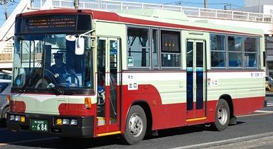 日東交通グループの富士8E・8B_e0030537_164346.jpg