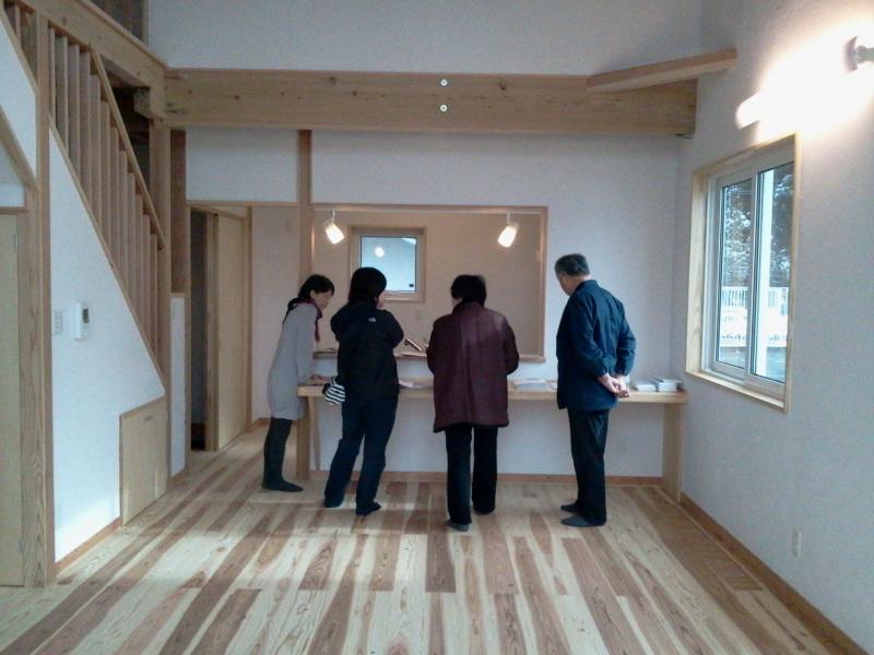U様邸「清澄町の家」完成見学会中です。_f0150893_13515143.jpg