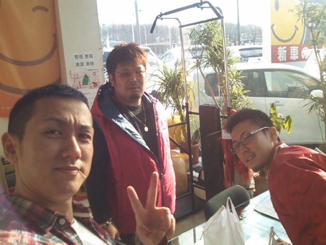 トミー ランクル札幌店(^o^)_b0127002_1313270.jpg