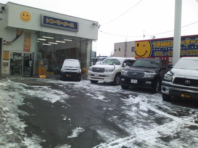 ランクル TOMMY札幌店 12月11日!2人営業☆_b0127002_20532671.jpg