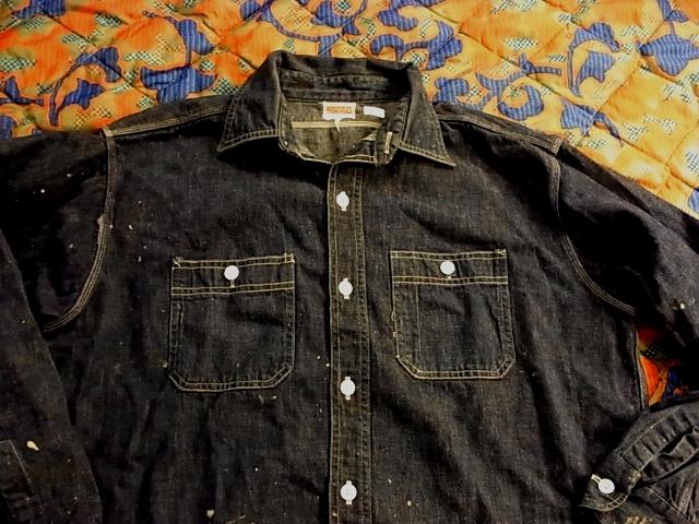 40'S ヘラクレス デニムワークシャツ!_c0144020_1393637.jpg