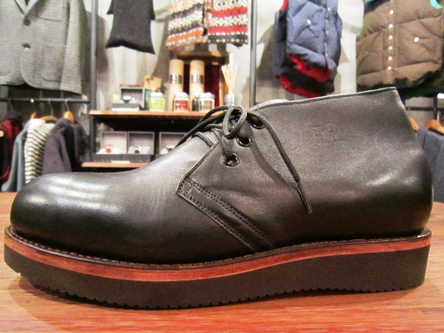 "melple ""PASTMAN SHOES LIMITED\"" ご紹介_f0191324_9374595.jpg"