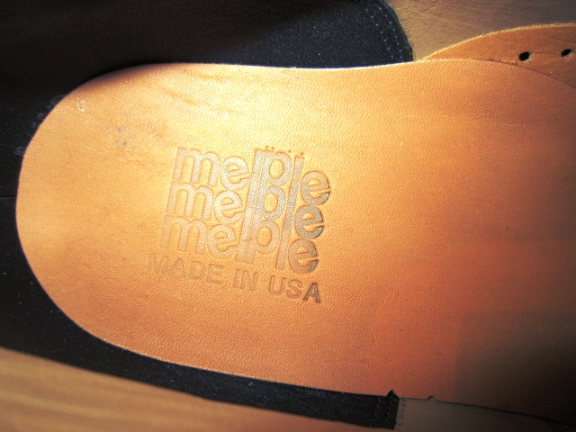 "melple ""PASTMAN SHOES LIMITED\"" ご紹介_f0191324_9392669.jpg"