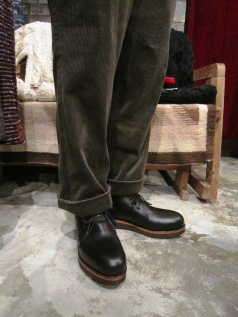 "melple ""PASTMAN SHOES LIMITED\"" ご紹介_f0191324_940672.jpg"