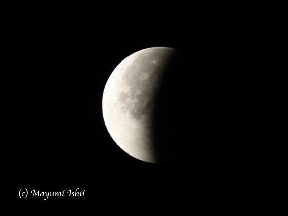 皆既月食 Moon eclipse 2011/12/10_a0086851_3315863.jpg