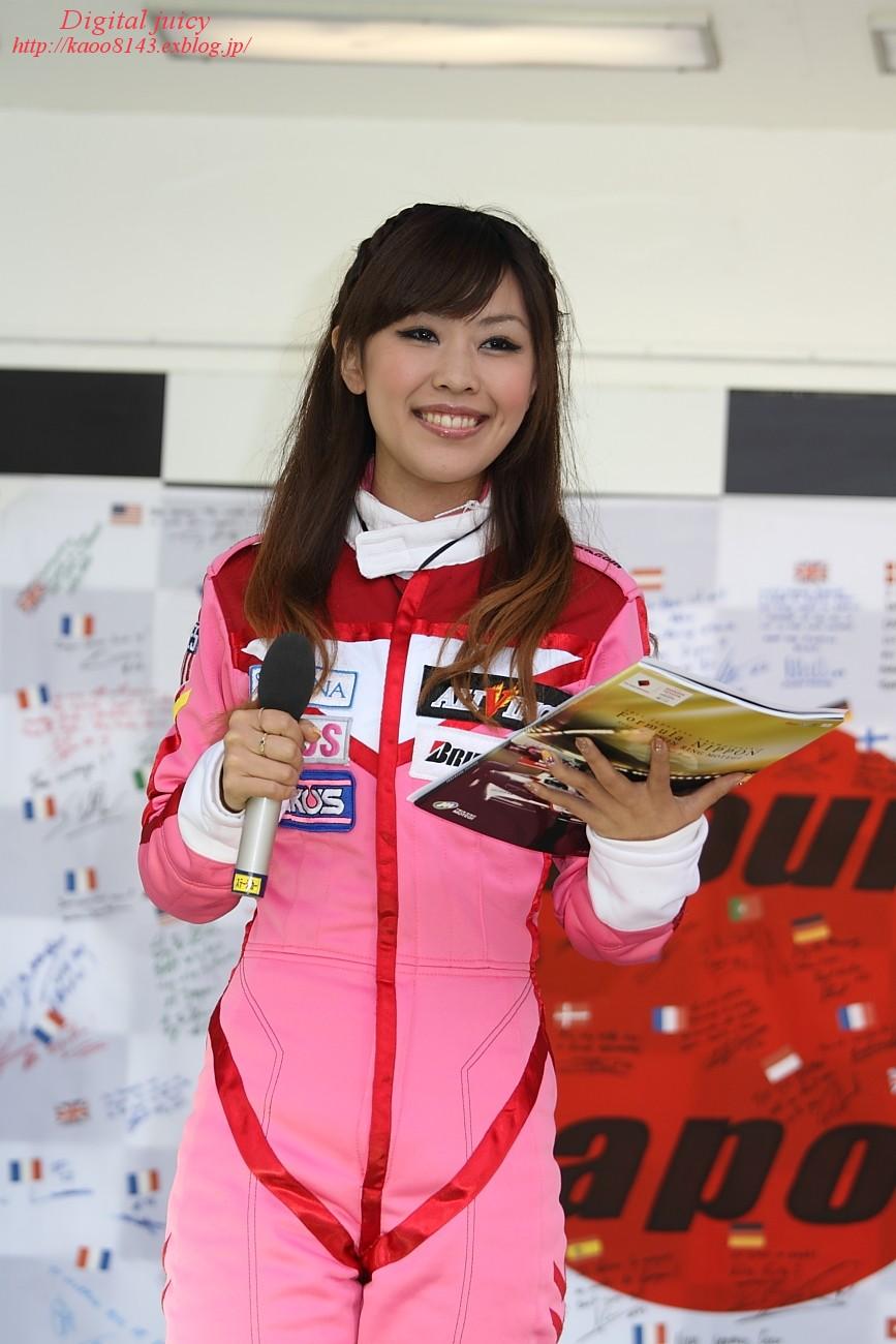 萩原紀子 さん(JKB 5期生〈Team Rookies〉)_c0216181_21445365.jpg