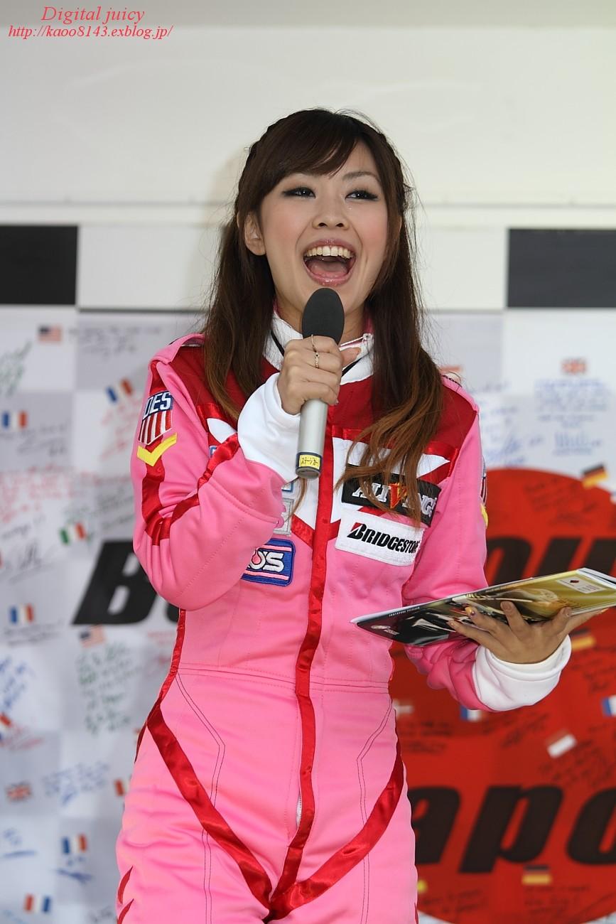 萩原紀子 さん(JKB 5期生〈Team Rookies〉)_c0216181_21445977.jpg
