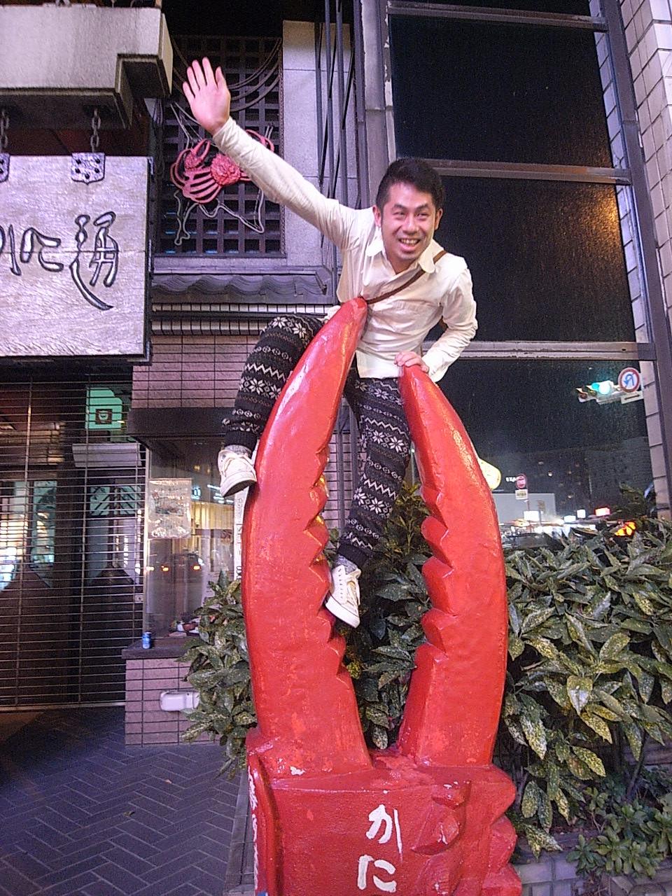 大宰府天満宮~stimメンバーと中州の屋台再び!_e0230090_2243762.jpg
