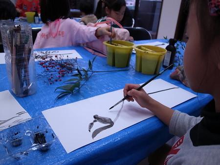 水墨画 <あべの教室>_f0215199_21564456.jpg