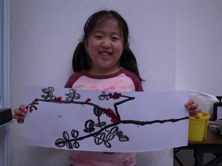 水墨画 <あべの教室>_f0215199_2157943.jpg