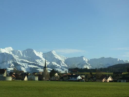 スイス旅行☆INTERLAKEN インターラーケン_b0246303_2010125.jpg
