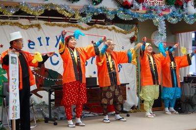 12/11聖愛園クリスマス会を盛大に開催しました☆_a0154110_1132512.jpg