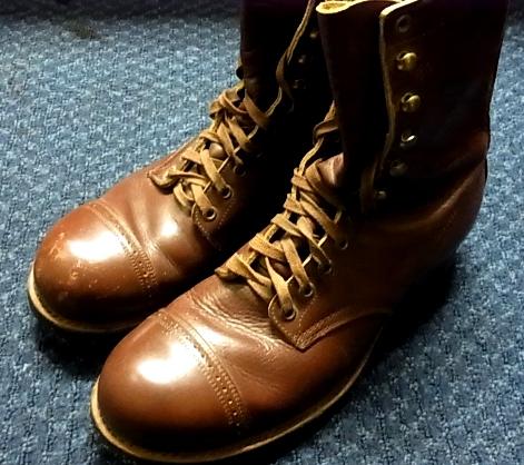 40'S MILITARY ブーツなど!_c0144020_12444928.jpg