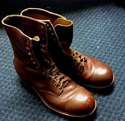 40'S MILITARY ブーツなど!_c0144020_12445668.jpg