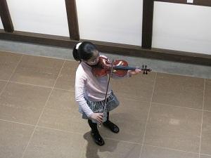 クライネムジカ・ヴァイオリンコンサート_f0233340_0314336.jpg