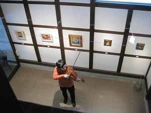 クライネムジカ・ヴァイオリンコンサート_f0233340_032041.jpg