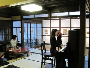 クライネムジカ・ヴァイオリンコンサート_f0233340_0333217.jpg