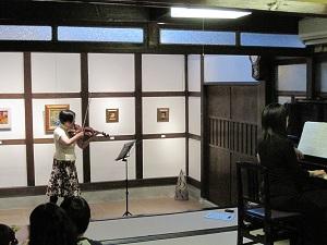 クライネムジカ・ヴァイオリンコンサート_f0233340_033727.jpg