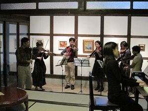 クライネムジカ・ヴァイオリンコンサート_f0233340_0353797.jpg