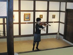 クライネムジカ・ヴァイオリンコンサート_f0233340_036883.jpg