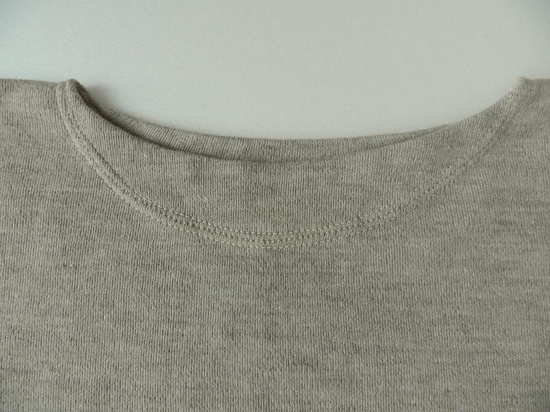 Italian army  late 50's~60\'s boat neck knit_f0226051_12192679.jpg