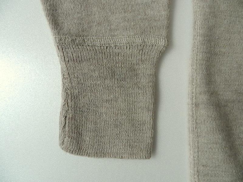 Italian army  late 50's~60\'s boat neck knit_f0226051_1223318.jpg