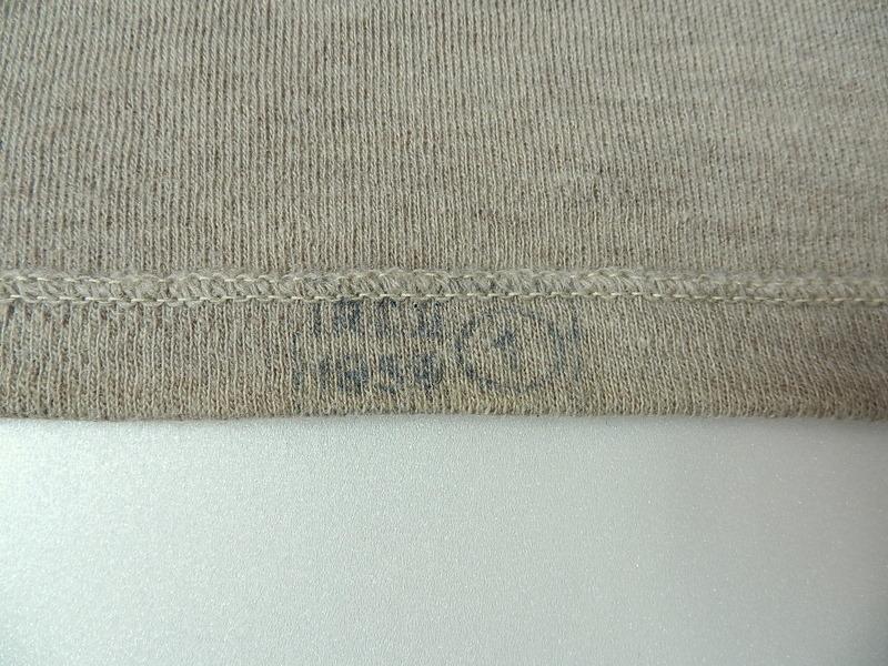 Italian army  late 50's~60\'s boat neck knit_f0226051_12243867.jpg