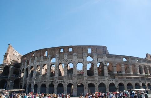 ぎゅぎゅっとイタリア現地報告⑭~ローマ時代に思いを馳せて~_f0221707_16222125.jpg