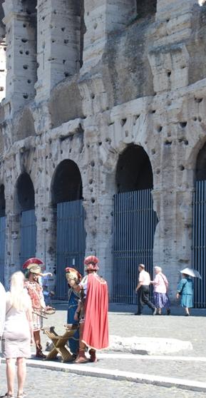 ぎゅぎゅっとイタリア現地報告⑭~ローマ時代に思いを馳せて~_f0221707_1622321.jpg