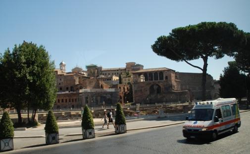 ぎゅぎゅっとイタリア現地報告⑭~ローマ時代に思いを馳せて~_f0221707_1622404.jpg