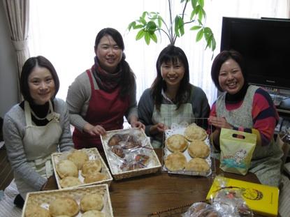 今年最後のパン教室♪_c0224253_2031467.jpg