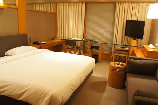 キムチっ子ツアー 1日目昼食・ホテル_b0060363_1312130.jpg