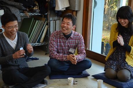 アトリエMIWA忘年会2011!!ふーちんライヴ大好評!!_c0131063_20265513.jpg