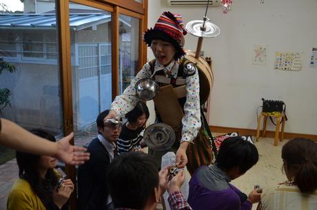 アトリエMIWA忘年会2011!!ふーちんライヴ大好評!!_c0131063_20435984.jpg