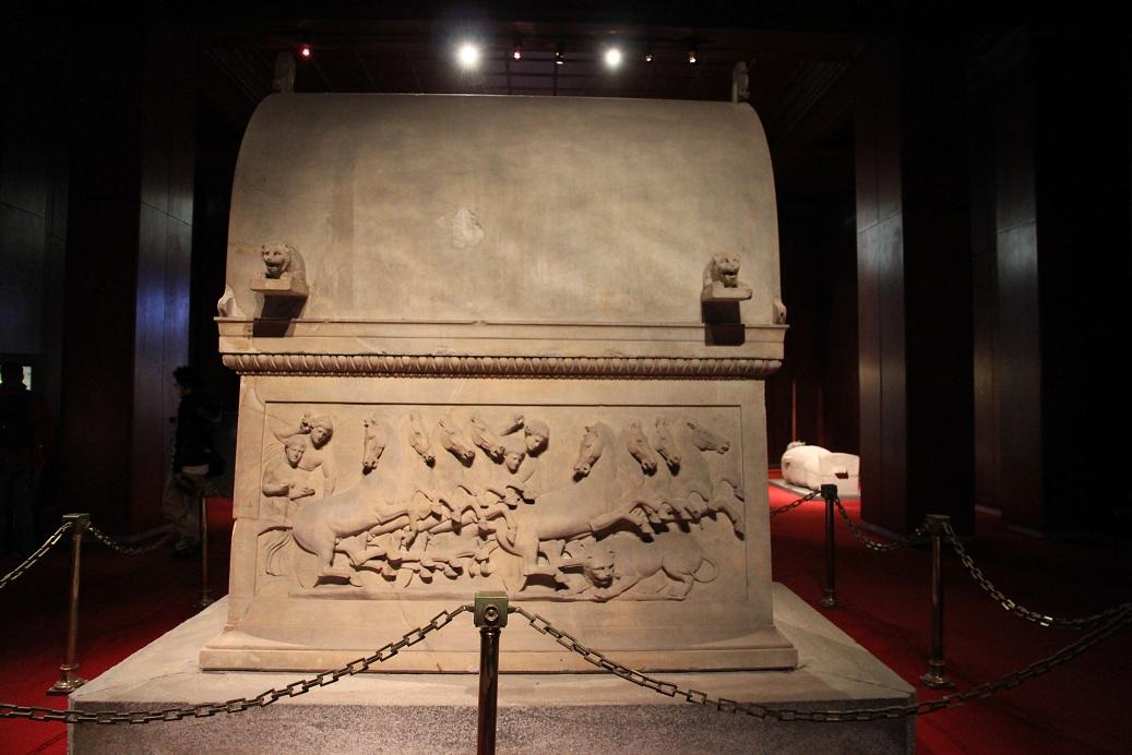 リキアの棺       イスタンブール その16_a0107574_20171068.jpg