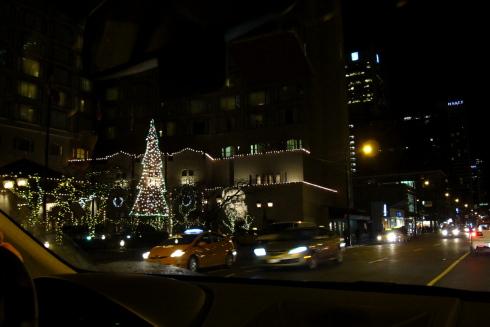 企友会主催日系アワードクリスマス・パーティーへ♪_d0129786_7254151.jpg