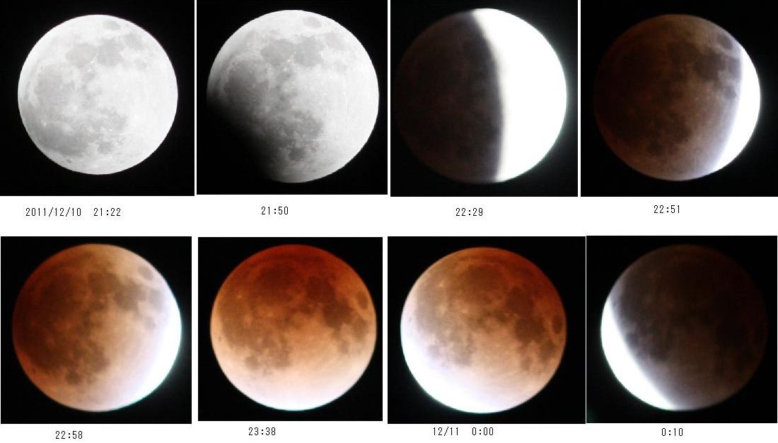 皆既月食/大雪/あられ通信♪_d0071596_16434238.jpg