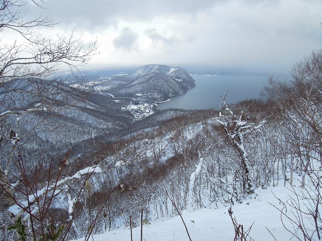 12月13日、紋別岳_f0138096_17592370.jpg