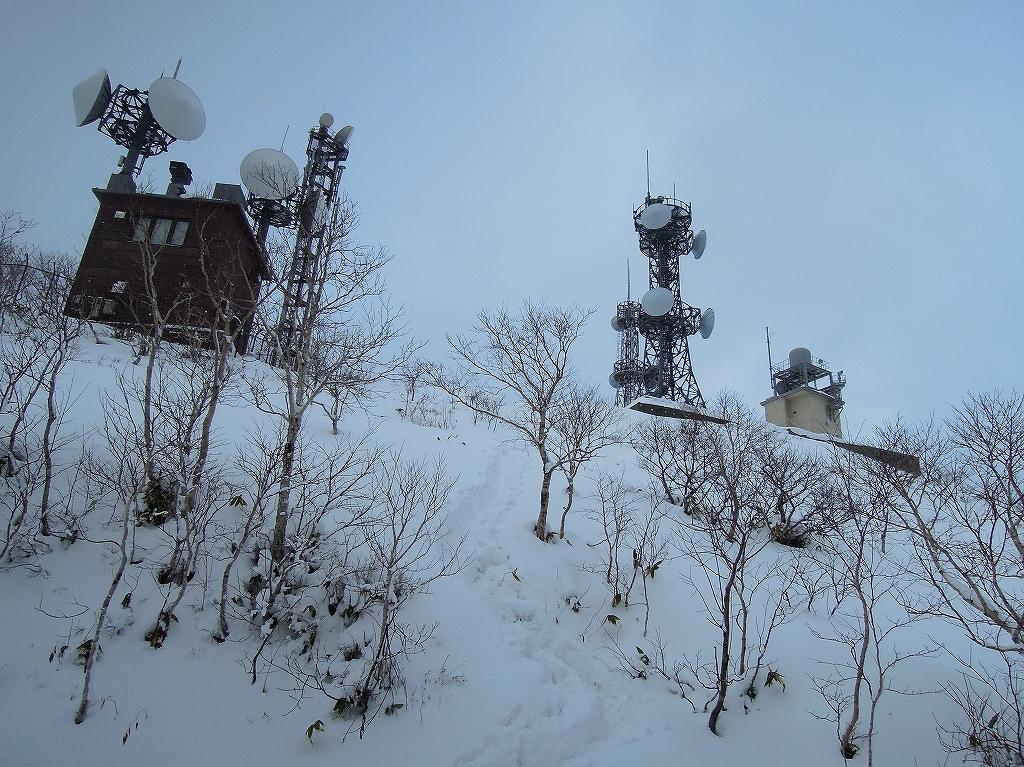12月13日、紋別岳_f0138096_17594240.jpg
