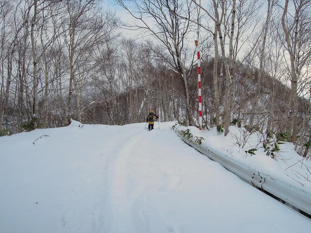 12月13日、紋別岳_f0138096_1759997.jpg
